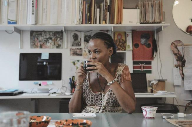 At Home With Wangechi Mutu