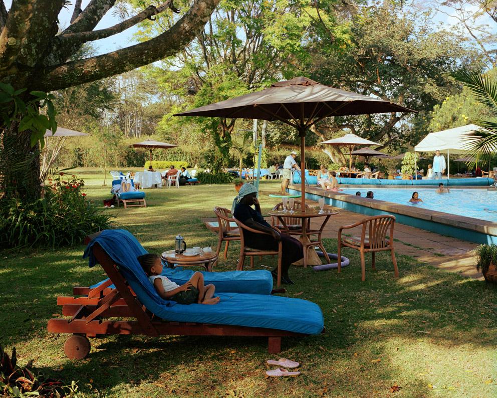Muthaiga Club Nairobi Images
