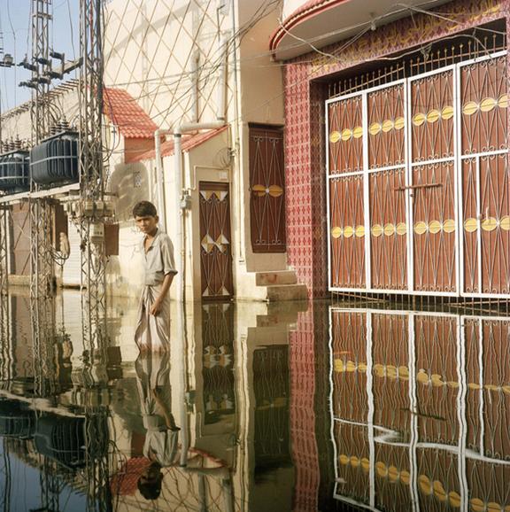 asif khairpur nathan shah Sindh Pakistan Sept 2010