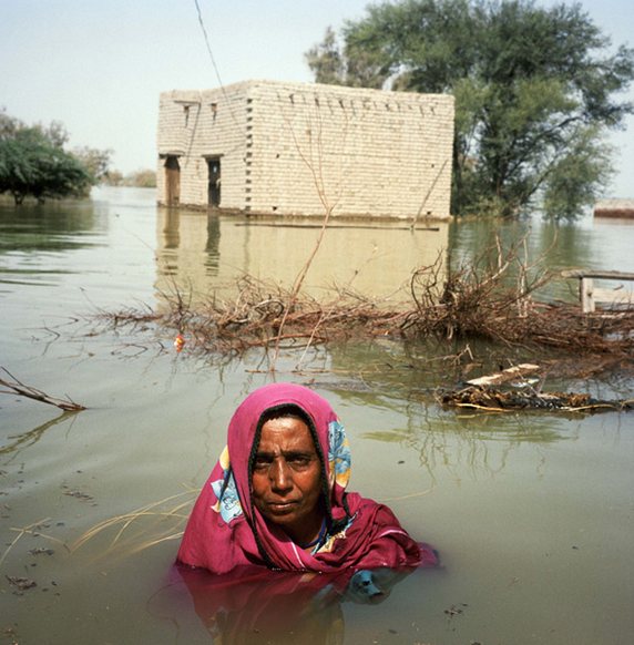 Hakam Zadi Manghai Khan Brohi village, Sindh Pakistan sept 2010
