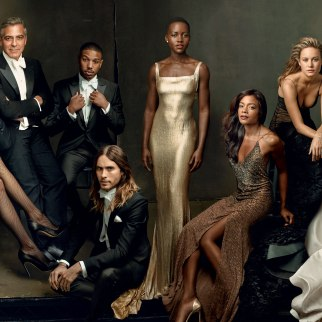 The 20th Hollywood Vanity Fair Issue | March 2014