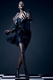 Photographer Tom Munro Stylist Patti Wilson